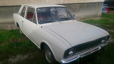 1968 Ford Cortina deluxe 2 door Ford Cortina MK2 classic car