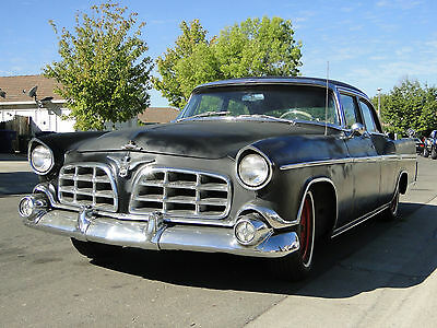 1956 Chrysler Imperial sedan 1956 Chrysler Imperial Classic American  Collectible Memorable