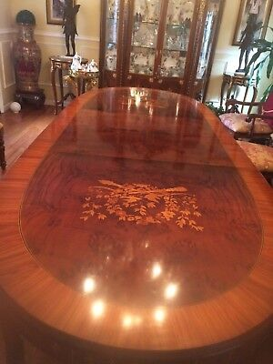 French Style Empire Dining Table (circa 1930)
