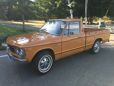 1976 Chevrolet Other Pickups  1976 Chevrolet Luv Pickup Truck. One Owner Low Miles