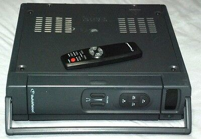 Daewoo AutoVision Video Cassette Player w/ Remote & Owner's Guide-Ford Windstar