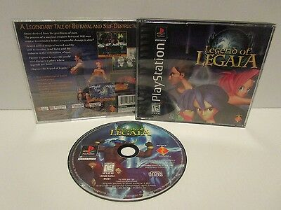 LEGEND OF LEGAIA for the Sony PlayStation PS1