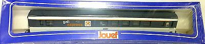 SNCF Gril Express 51 87 88-80 129-9 Waggon Jouef 5401 H0 1:87 OVP KB3  å *