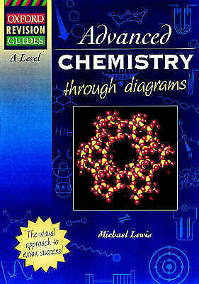 A-Level Chemistry by Michael Lewis (Paperback, 1998)