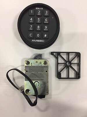 American Security ESL15 Electronic Safe Lock