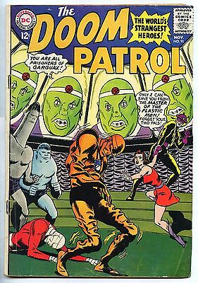 Doom Patrol # 91 Challengers Of The Unknown # 31 Blackhawk # 188 Silver Age DC