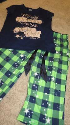 Girl's Justice Pajamas - Size 14 - Look!