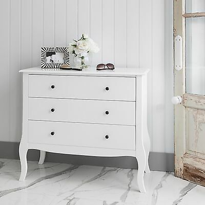 Chest of Drawers Bedside Cabinet Camille
