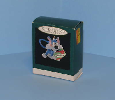 Hallmark Miniature Ornament 1995 Furrball Tiny Toon