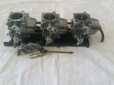 Tohatsu 90HP Carburettor assy - complete
