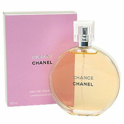 Authentic Chanel Chance, Eau De Toilette, 100ml, Brand New in Box