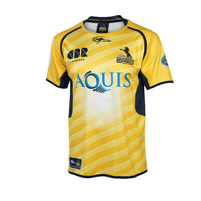 ACT Brumbies Super Rugby Classic Sportswear Away Jersey Adults & Kids Sizes! 6