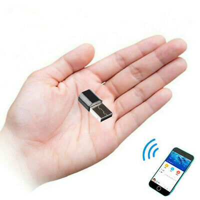 Mini Wireless Bluetooth USB/3.5mm Jack Audio Music AUX Speaker Receiver  Adapter