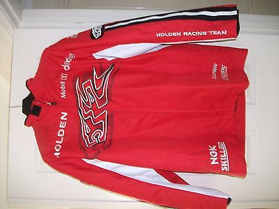 Holden Racing Team Mens Jacket Size L