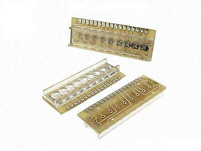 2x 7 seg 9 digit LED display calculator HP 5082-7441