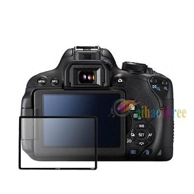 FOTGA Optical Glass Screen Protector Cover For Canon EOS 7D Mark II 760D 700D