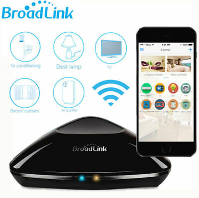 Broadlink RM Pro RM03 Universal WIFI/IR/RF Remote Touch Switch  Smart Automation