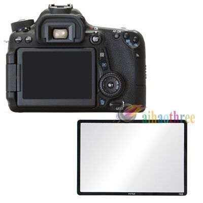 FOTGA Glass LCD Screen Protector Guard Cover Skin For Canon EOS 70D Camera