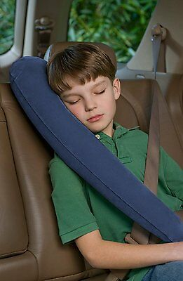 Travelrest Travel Pillow Neck Cushion Car Sleep Comfort Rest Inflatable Pillows