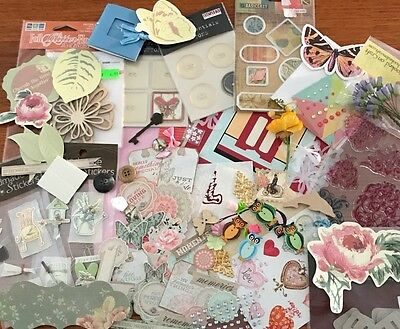 Card And Embellishment Bundle Kit