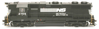 GP-38 High Nose Norfolk Southern Loco Atlas HO Scale #9138 Road #2759 with DCC