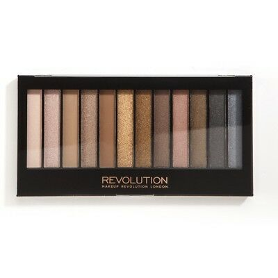 Exciting Makeup Revolution Iconic Eyeshadow Palette