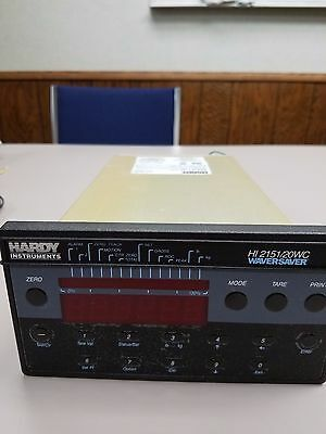 Hardy Instruments HI2151/20WC-B8 Weight Controller