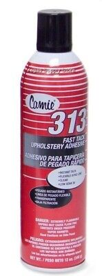Spray Adhesive  Camie Fast Tack For Foam  - Item 50-0055
