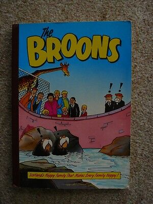 The Broons Annual 1989 Dundee Scotland Scottish