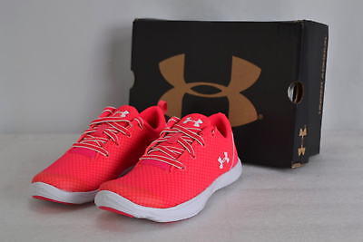 Girl's Under Armour  1301130-975 Street Precision Sport Running Shoes Pink