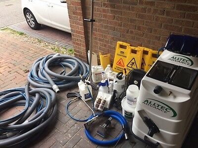 Alltec Carpet Cleaning Machine -Nearly New 600Psi/triple Vacumm/ Business