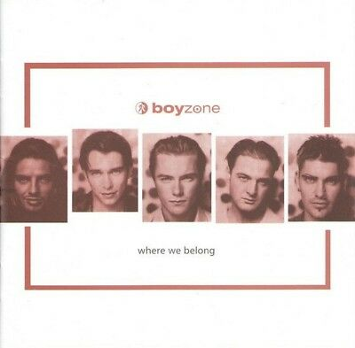 Boyzone - Where We Belong (1998) CD Album ft Picture of You Baby Can I Hold You