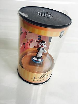 LOONEY TUNES 1999 SYLVESTER Miniature Figure WB Store Exclusive