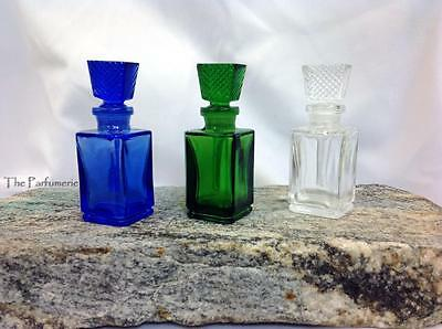 Glass Perfume Bottle for Perfume Oil,  Attar Oil  10 ml.  Empty and Refillable