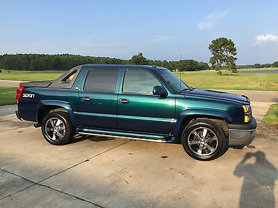 2005 Chevrolet Avalanche Z71 2005 Chevy Avalanche, Street Rod, Hot Rod, Regency Conversion, Pro Charged