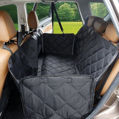 Dog Seat Cover with Flaps DSTANA Waterproof Car Seat Covers for Dogs Scratch NEW