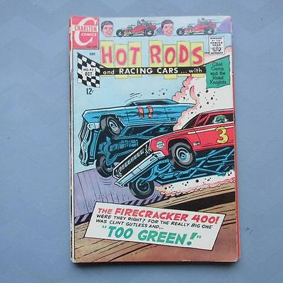 Hot Rods and Racing Cars 92 FN/VF  SKUB22734 25% Off!