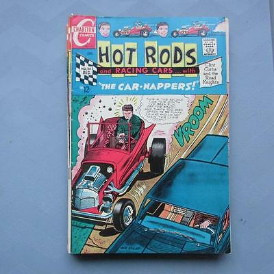 Hot Rods and Racing Cars 88 FN/VF  SKUB22730 25% Off!