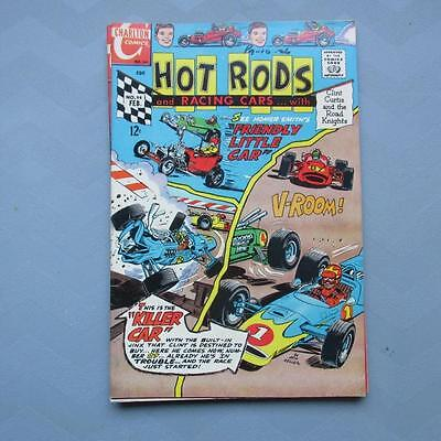 Hot Rods and Racing Cars 94 FN/VF  SKUB22736 25% Off!