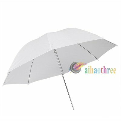 40inch White Umbrella For Photography Studio Light Lighting Flash Strobe Head