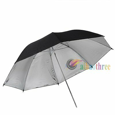 40inch Reflector Reflective Umbrella For Photography Studio Flash Light Strobe