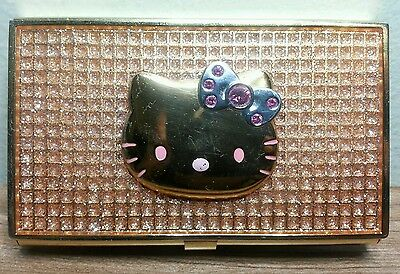 Sanrio Hello Kitty Bussiness Card Holder A Must Have for a true Collector