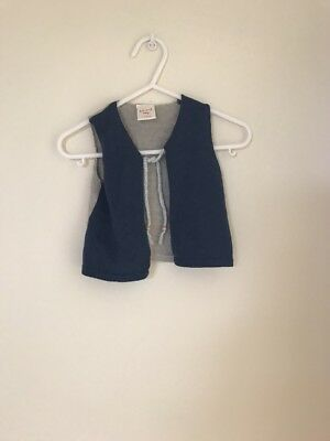 Seed Baby Vest 0-3mths