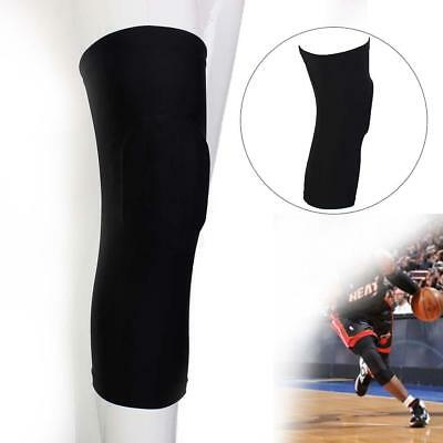 NEW Pad Crashproof Antislip Protector Guard Leg Knee For Basketball Outdoor L UK