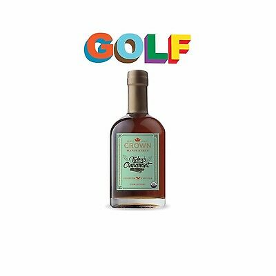 Golf Wang Tyler The Creator Tyler's Cinnamint Syrup Rare Sold Out Authentic