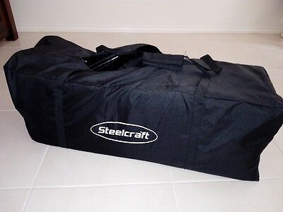 Steelcraft 4 in 1 Portable Cot