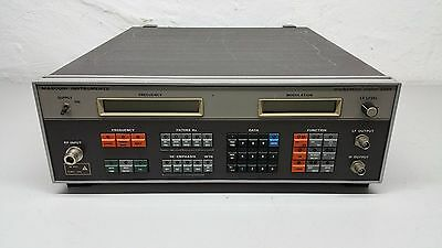 Marconi 2305 Modulation Meter Analyzer 2GHz
