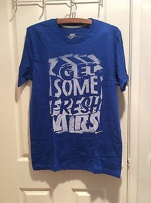 Nike 'Get some fresh airs' tee size M