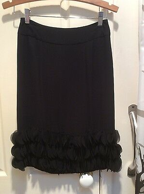 Review ruffle skirt size 8