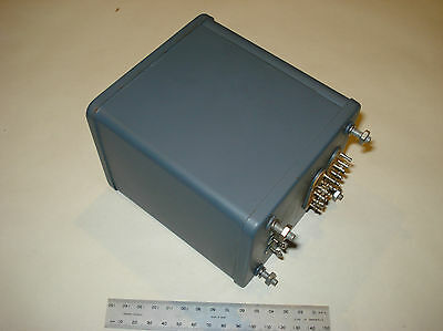 Vintage HP Paeco high voltage potted tube power supply transformer 9100-0053